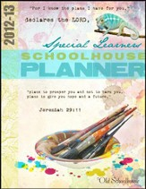 2012-13 Special Learners Schoolhouse Planner - PDF Download [Download]