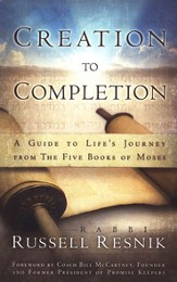 "226324: Creation to Completion: A Guide to Life""s Journey from the Five Books of Moses"