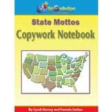 State Mottos Copywork Notebook - PDF Download [Download]