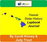 Hawaii State History Lapbook Journal - PDF Download [Download]