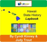 Hawaii State History Lapbook - PDF Download [Download]