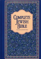 Complete Jewish Bible (Large Print)