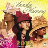 2014 Sunday Morning Wall Calendar