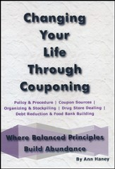 Changing Your Life Through Couponing, DVD