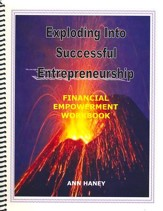 Exploding Into Successful Entrepreneurship Financial Empowerment Workbook