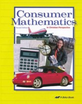 Consumer Mathematics in Christian Perspective (9-12)