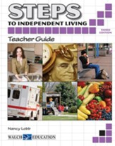 Steps to Independent Living Teacher's Guide, 3rd Edition - PDF Download [Download]