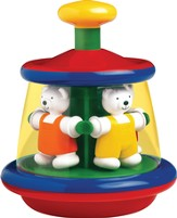 Ted and Tess Bear Carousel