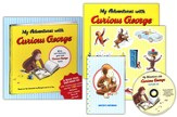 My Adventures with Curious George: A Build-Your-Own-Book Kit