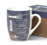 Lighthouse, Boxed Mug