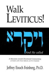 Walk Leviticus Softcover