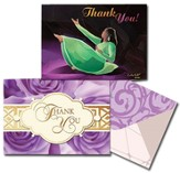 Thank You Cards, Box of 24