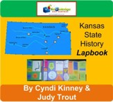 Kansas State History Lapbook - PDF Download [Download]