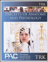 Precepts of Anatomy & Physiology Teacher Resource Kit with CD-ROM