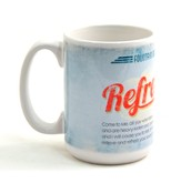 Fountain of Living Water, Refresh Mug