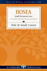 Hosea: God's Persistent Love - PDF Download [Download]