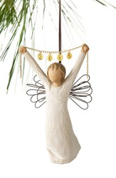 Willow Tree® 2015 Angel Ornament, Dated