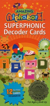 Alphabotz Superphonic Decoder Cards