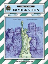 Immigration, Intermediate Thematic Unit