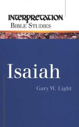 Isaiah: Interpretation Bible Studies