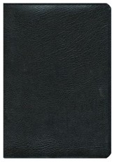 Biblia Plenitud RVR 1960, Piel Fabricada Negro  (RVR 1960 Spirit-Filled Study Bible, B. Leather Black)