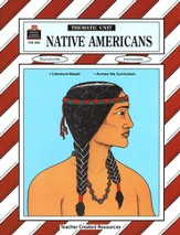 Native Americans, Intermediate Thematic Unit  - Slightly Imperfect