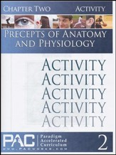 Precepts of Anatomy & Physiology Chapter 2 Activity Book