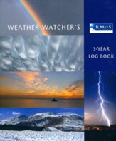 The Weather Watcher's 3-Year Log Book
