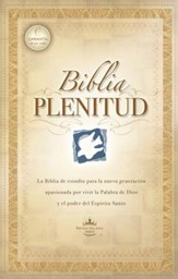 Biblia Plenitud RVR 1960, Enc. Dura  (RVR 1960 Spirit-Filled Study Bible, Hardcover)