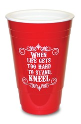 Kneel, Red Solo Cup