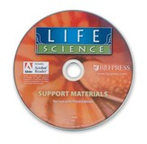 Life Science Support Materials CD-Rom (3rd Edition)