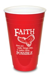 Faith, Red Solo Cup