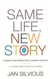 Same Life, New Story: Change Your Perspective to Change Your Life - Slightly Imperfect