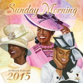 2015 Sunday Morning Wall Calendar