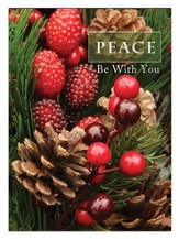 Peace Be With You, Box of 12 Cards