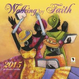 2015 Walking By Faith Wall Calendar