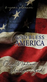God Bless America, 2016-2017 Pocket Planner