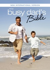NIV Busy Dad's Bible: Daily Inspiration Even If You Only Have One Minute / Special edition - eBook