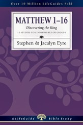 Matthew 1-16: Discovering the King - PDF Download [Download]
