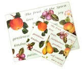 Fruit of the Spirit, Cutting Board Set