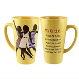 My Girls Latte Mug