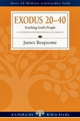 Exodus 20-40: Teaching God's People - PDF Download [Download]