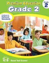 Premium Education Grade 2 - PDF Download [Download]