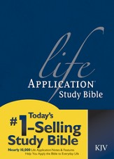 Life Application Study Bible KJV - eBook