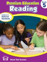 Premium Education Reading Grade 5 - PDF Download [Download]