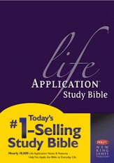 Life Application Study Bible NKJV - eBook