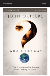 Man Who Won't Go Away: Who Is This Man? Study Guide, Session 1 - PDF Download [Download]