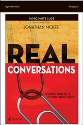 Our Approach: Real Conversations Participant's Guide, Session 3 - PDF Download [Download]