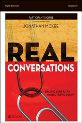 Our Message: Real Conversations Participant's Guide, Session 4 - PDF Download [Download]