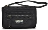 I Am Blessed Wristlet, Black